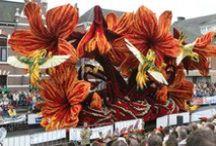 Flower Parade Floats