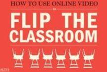 """#FlipClass """"classe inversée"""" / Devoirs à l'école... cours à la maison"""