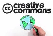 """Creative Commons (#CC) / """"Solution alternative légale aux personnes souhaitant libérer leurs œuvres des droits de propriété intellectuelle standards de leur pays, jugés trop restrictifs"""" (Wikipédia)"""