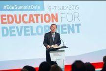 #OMD #ODD (post-2015) / Les États membres sont actuellement engagés dans des négociations sur le programme de développement mondial pour l'après 2015, date-butoir de la réalisation des Objectifs du Millénaire pour le développement (#OMD). Les objectifs de développement durable (ODD) seront adoptés en septembre à New York dans le cadre du nouveau programme de développement pour l'après-2015.