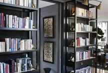 LIBRARY CORNER / by NOURA MARKOUCH