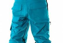 Snowboard - Spodnie