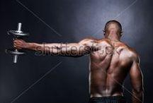 Muscle photoinspiration