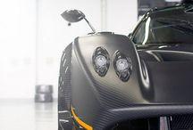 Pagani Carbon Look  / Auto Pagani Versione Carbon Look