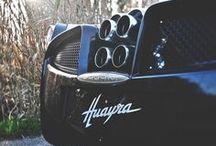 Pagani Huayra Black