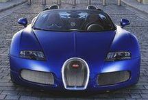 Bugatti Veyron Blue / La Bigatti nel suo colore storico il blu