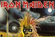 Iron Maiden Discografia / Gli Iron Maiden  sono un gruppo musicale heavy metal britannico, formatosi a Londra nel 1975 per iniziativa del bassista Steve Harris. Sono considerati uno dei gruppi più importanti ed influenti del genere e, assieme ad artisti come Saxon, Angel Witch, Samson, Def Leppard, Raven e Venom, fanno parte della New Wave of British Heavy Metal (N.W.O.B.H.M.),corrente al cui sviluppo hanno fortemente contribuito