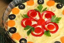 Romanian food / food