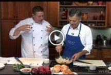 Cooking with the Chef / Cooking segments from the Tavern