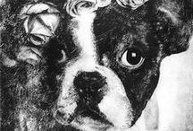 Handprints by Zakrevska / Ручная печать / Наша студия является адептом уникальной, нетоксичная и очень изящной технологии ручной печати с цифровых исходников, которую изобрел Roman Tcherpak. Отпечатки напоминают что-то среднее между дагерротипом и офортом.