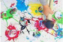 Preschool/ toddler play ideas