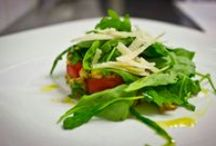 """Healty Food and Plant Based Cuisine / The creations made in the Kitchens of Chef Academy Italy during the lessons on """"Healty Food & Vacuum Cooking"""" and Vegetarian Cuisine."""