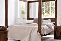 Four-Poster Canopy Bed