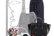 french fashion style