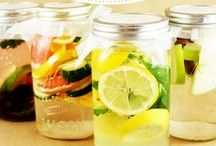 Detox Drinks / New Year, New You! Looking to get into shape? Here are the best Detox drinks for you!