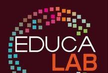 #Educalab - #EdFab - #CapDigital / Espace soutenu par la région Île-de-France qui a pour objectif d'agir sur l'éducation par le biais d'actions concrètes et d'une offre de services spécifiques.
