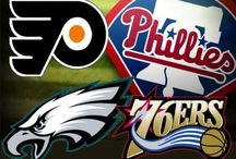 Philly Sports❤️❤️ / Philly Sports / by Addie Farrell