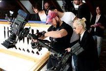 I make music video / MIRONOVAproduction Съемки клипов music video backstage