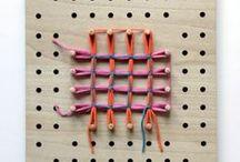 Prym loom - sock, flower, maxi, etc.
