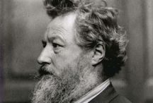 pre-raphaelite: Morris / William Morris' life, work, family and friends.