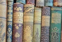 Imaginary Library / From out of old books, text and images that feed the imagination.  A wonderland of beautiful bindings, ink and yellowed paper. Drawn primarily from Victorian era, and the Golden Age of Illustration, with a few fanciful pages from earlier centuries.