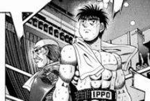 Hajime No Ippo Manga / Hajime No Ippo