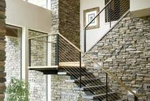 Stairs  /  Merdivenler / Stairs design  /  Merdiven tasarımları