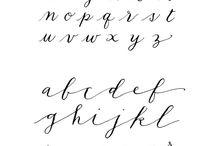 → Handwriting