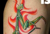 tattoos & piercings / by Tiffani Mattox