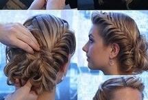 hair / by Tiffani Mattox