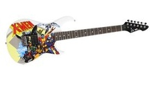 Peavey Marvel Superhero Guitars / by Music123.com