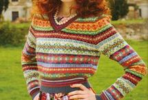 Funky Fair Isle / by Little Doolally