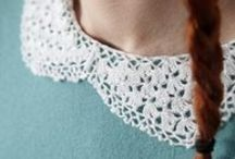 Crochet Fashion / by Little Doolally