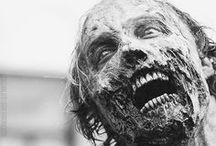 Special FX Makeup / Special effects and prosthetic makeup - zombies etc