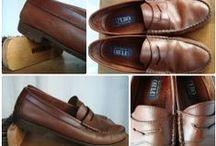 CALZADO ELLOS / Botines, zapatillas, zapatos para hombres.