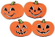 JACK O' LANTERNS / by RedSeaCoral Halloween 2014
