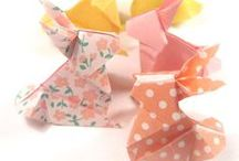 Paper Crafts / Pretty things made from paper