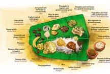 Onam Sadya / The entire traditional 26 dish spread for gastronomical bliss on Onam