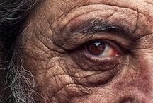 Dramatic Contexts - Aging / Aging Reference Images