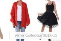 Winter Collection 2014 - 15 / New Winter Collections from Ioanna Kourbela, Helmi, Ofilia's, Nidodileda, Props and more.... At Greek4chic