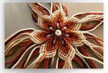 Szövés - Hand weaving