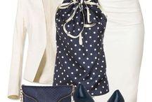 My work wardrobe... / How I dress for success!
