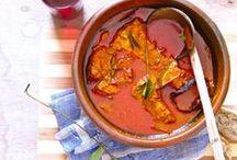 Kerala-Seafood Chaakara / A catch of Seafood recipes!
