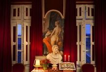 Stef Albert Aix-en-Provence Historic Noble Home / Stef Albert's historic 18th Century home in Aix-en-Provence France.