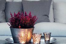 Balkon und Garten / Deko und andere Inspirationen für den Garten