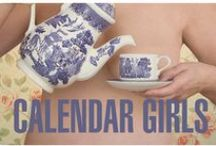 """""""Calendar Girls"""" - 2015 Season - June 3 - 21, 2015 / One of the best-selling plays in British theatre history is making its US premier. This dazzlingly funny and shamelessly sentimental story of the ladies of the Women's Institute who pose au natural for a fundraising calendar is guaranteed to make you laugh, cry and walk out singing """"Jerusalem""""!"""