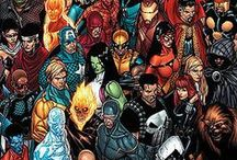 Marvel comics!