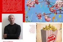 DAVID PALMER STUDIO News / News and press features about David Palmer Studio activities. #davidpalmer #art #decor #losangeles #art #news