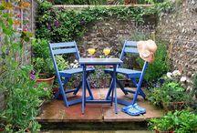 small garden's
