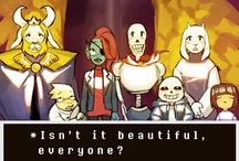 Undertale / You are filled with Determination